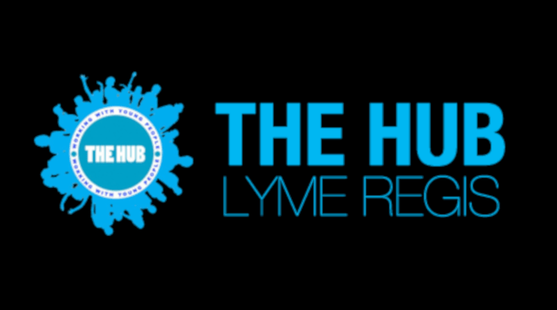 The Hub Lyme Regis - logo